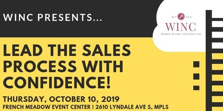 WINC Presents: Lead the Sales Process with CONFIDENCE! tickets