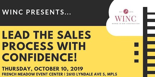 WINC Presents: Lead the Sales Process with CONFIDENCE!