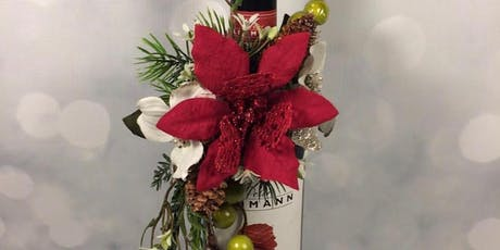 Holiday Flower Workshop tickets
