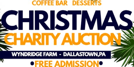 1st Annual Christmas Charity Auction tickets