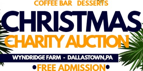 1st Annual Christmas Charity Auction