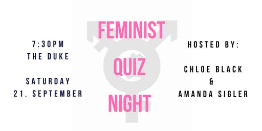 Feminist Quiz Night