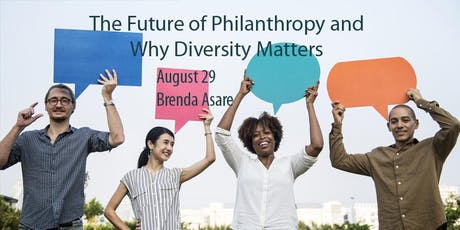 The Future of Philanthropy and Why Diversity Matters tickets