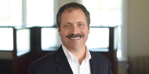 TechXel Stamford Expert Series : Sergio Pedro  CEO Lodestone  Cybersecurity