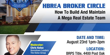 HBREA BROKERS CIRCLE tickets