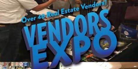 Real Estate Investing Vendors Expo tickets