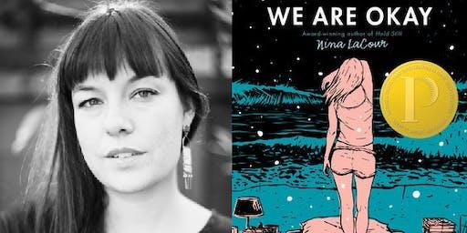 Your Next Favorite Author:  Nina LaCour
