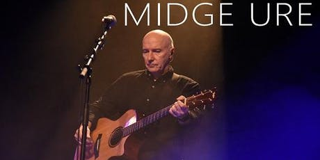 Midge Ure - Songs, Questions, and Answers Tour tickets