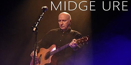 Midge Ure - Songs, Questions, and Answers Tour