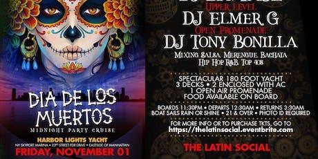 Dia de Los Muertos Midnight Party Cruise tickets