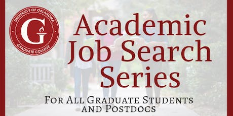 Academic Job Search Series tickets
