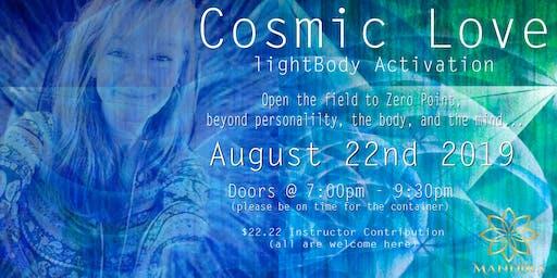 Cosmic Love LightBody Activation