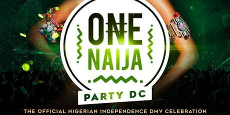 The Biggest Afrobeat Event in DC - The Nigerian Independence Celebration @ BLISS D.C - Friday Sept 27th! tickets