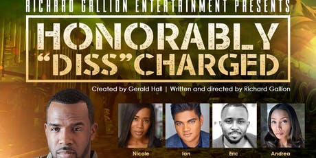 Honorably Diss-Charged tickets