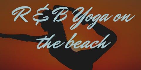 R&B Yoga on The Beach