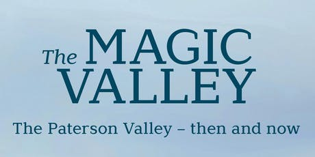 Launch of Cameron Archer's book Magic Valley tickets