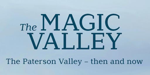 Launch of Cameron Archer's book Magic Valley