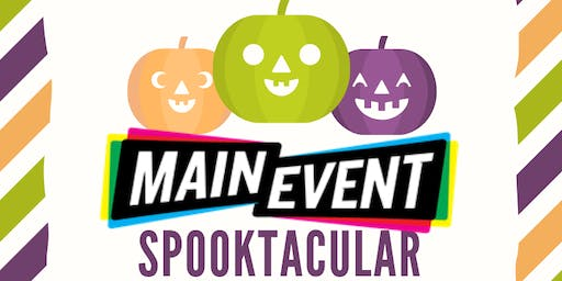 Main Event Halloween Trunk or Treat!
