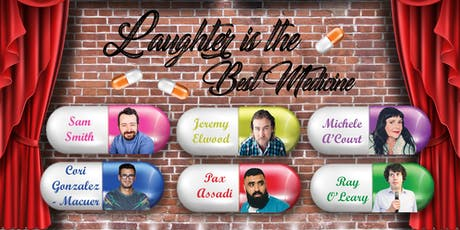 Laughter is the Best Medicine 2019 tickets