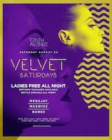 Velvet Saturdays @Tenth Avenue NY ~ MEGAJAY X MCSWISZ X BONES