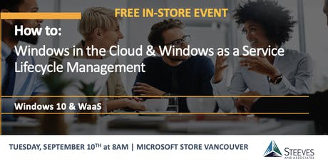 Windows in the Cloud & Windows as a Service (WaaS) Lifecycle Management tickets
