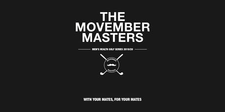 Movember Masters 2019/20- Shandon Golf Club tickets