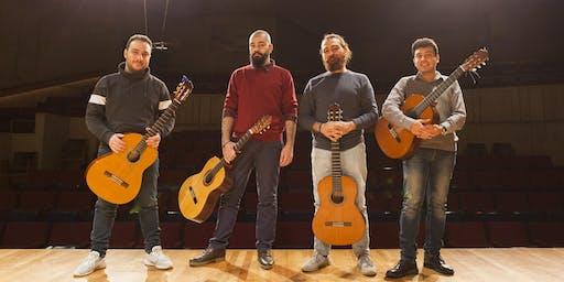 The Orontes Quartet: A War Child Benefit