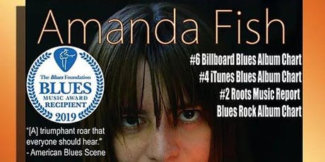 AMANDA FISH BAND~2019 Blues Music Award (BMA), Best Emerging Artist tickets