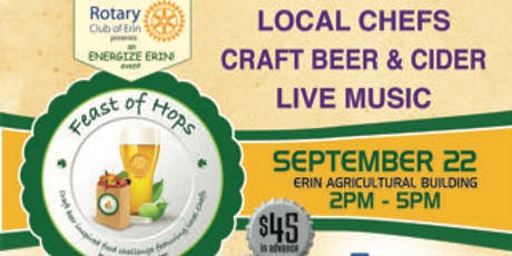 2019 Feast of Hops tickets