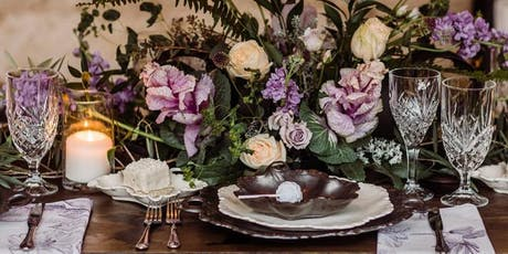 The Art of the Table: Tablescaping tickets