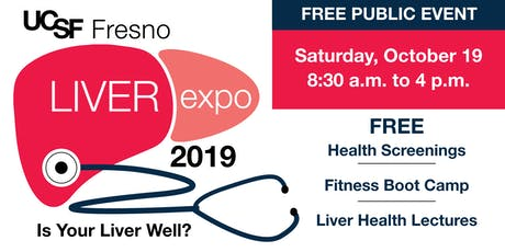 UCSF Fresno Liver Expo tickets