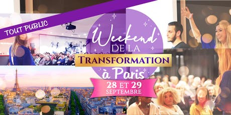 Weekend De La Transformation par Céline Joyce Douay billets