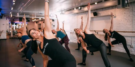 MISSION: BarRestore - Introduction to Barre tickets
