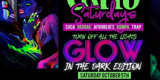Carribean Saturday's GLOW PARTY