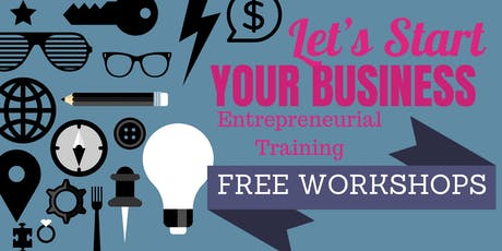 Let's Start your Business tickets