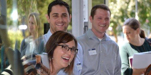 UC Davis Graduate School of Management Orientation 2019 Lunches & Closing Reception
