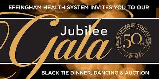 Effingham Health System's 50th Jubilee Gala