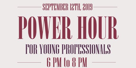 The Power Mixer hosted by DFW Happy Hour Society tickets