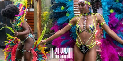 AfroCode MIAMI  Carnival Wknd |  AfroBeats - HipHop {Sat Oct 12}