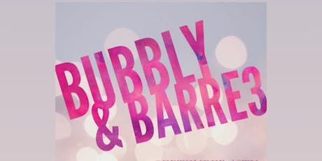 Bubbly & Barre tickets