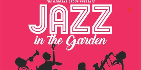 Jazz in the Garden with The Osborne Group tickets