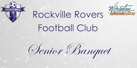 RRFC Senior Banquet 2019 tickets