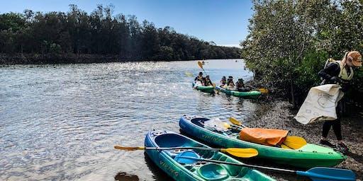 'River Warriors' - Tallebudgera Creek Community Action Event