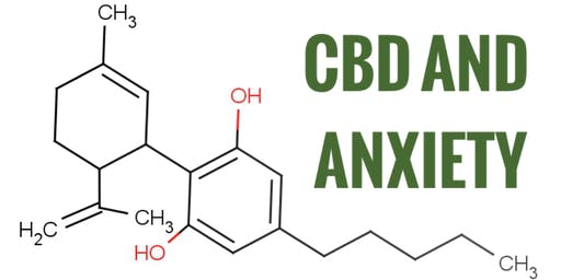 CBD + Anxiety = Calm