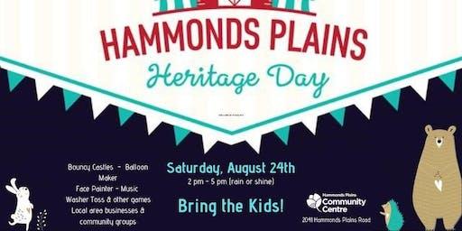 Hammond's Plains Heritage Day