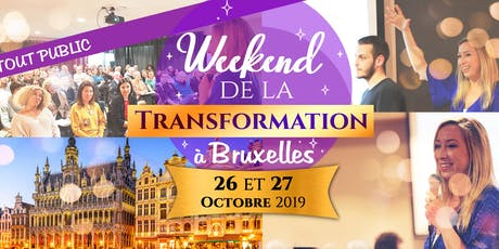 Weekend De La Transformation par Céline Joyce Douay billets