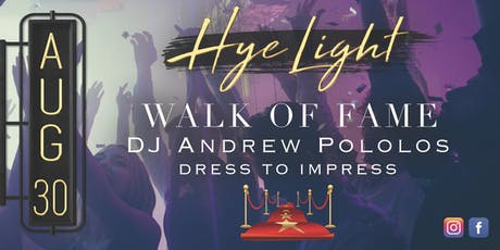 Project W [Walk of Fame] MTL feat. Andrew Pololos tickets