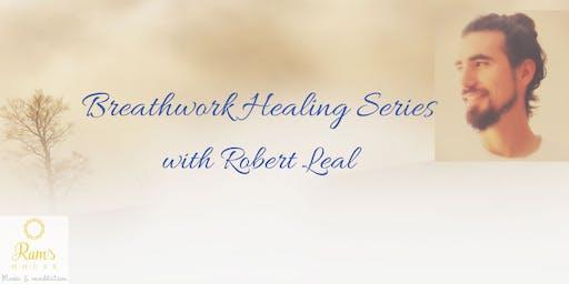 Breathwork Healing Series - Class #4:  Exploring the Spiritual Plane