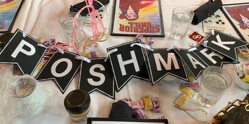 Posh n Sip - Poshmark's 8th Birthday Party