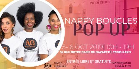 Nappy Boucles Pop Up billets